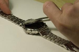 cerrar un reloj