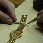 Sacar eslabones al armys de un reloj