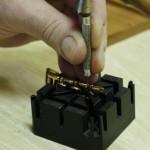Como acortar la pulsera de un reloj de oro